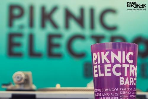 Electronic Picnic Barcelona